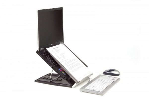 BakkerElkhuizen Ergo-Q 330 laptopstandaard (BNEQ330)