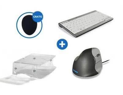 BakkerElkhuizen ergonomische bundel voor beeldscherm