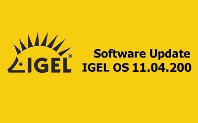Neues Release für IGEL OS 11