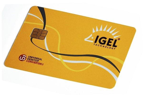 IGEL Smartcard Type 2