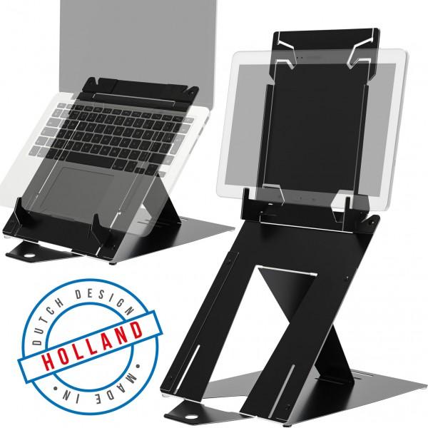 R-Go Riser Duo, Tablet- und Laptopständer