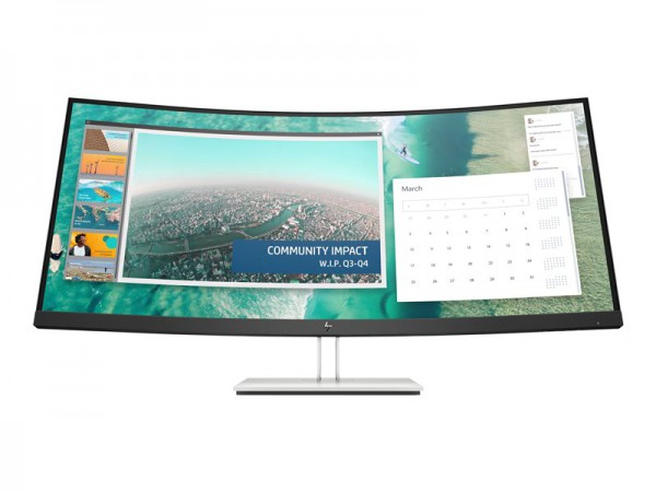 HP E344c Curved Business Monitor
